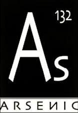 ARSENIC RESTAURANT Logo